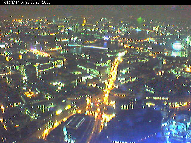 night shot from tower 42